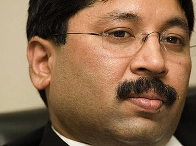 DMK patriarch M Karunanidhi's influential grandnephew Dayanidhi Maran is missing from the hurly-burly of elections in Tamil Nadu. (File Photo)