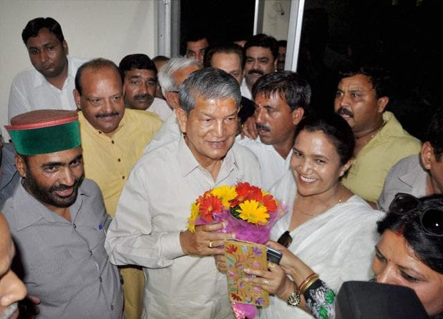 Harish Rawat held two cabinet meetings since Thursday evening after taking oath as Uttarakhand CM. He was ousted on Friday.