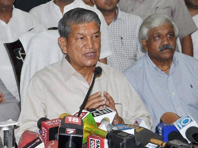 The Supreme Court on Friday ordered that the Uttarakhand high court verdict removing President's rule in the state and restoring Congress' Harish Rawat as chief minister be kept in abeyance till April 27.