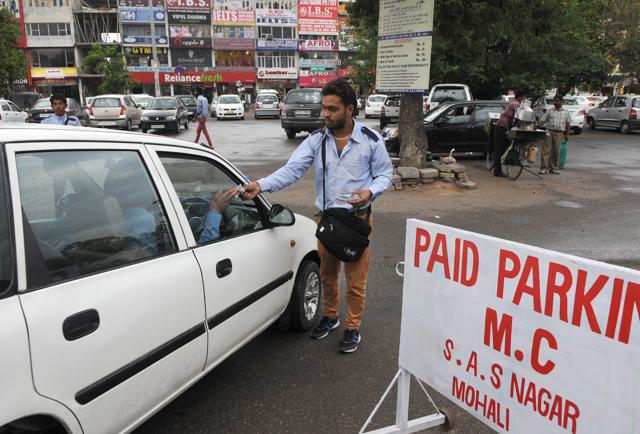 SAS Nagar,Mohali,free parking