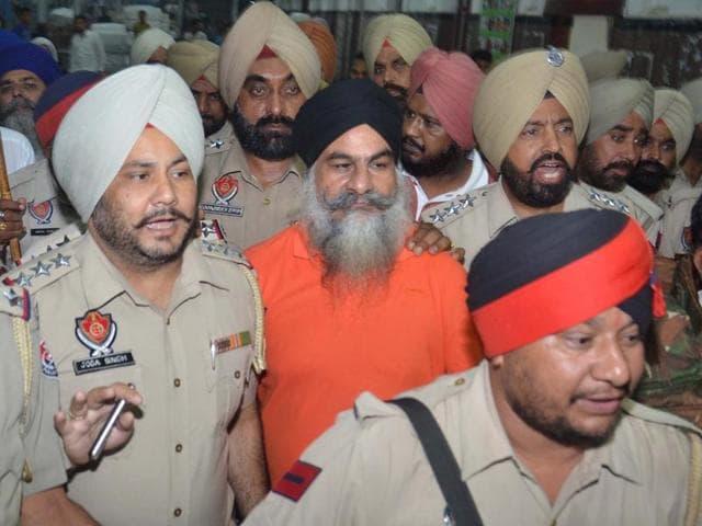 former militant,Gurdeep Singh Khera,parole
