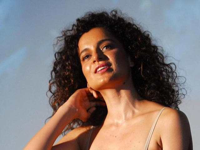 Actor Kangana's emails to Hrithik Roshan have been leaked.