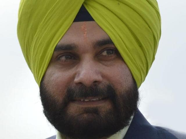 Sidhu was offered the seat after the BJP leadership feared he might join the Aam Aadmi Party as their chief minister candidate in Punjab