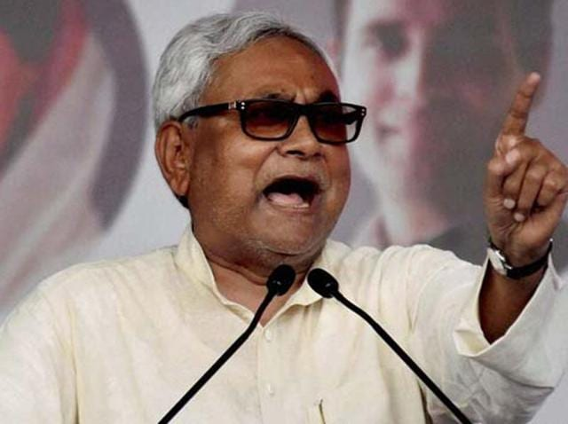 Bihar CM Nitish Kumar's projection as a potential PM candidate for the 2019 general elections has unsurprisingly elicited a muted response from the Congress.