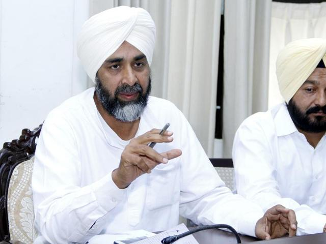Asked about a list of 64 Congress candidates uploaded on a social website, Manpreet said that it was all false as Congress has not declared any candidates so far.