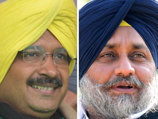 """Tells ArvindKejriwal to first hold a heart-to-heart, conscientious dialogue with his senior party colleagues Yogendra Yadav and Prashant Bhushan """"before conducting this jamboree of lies on Punjab""""."""
