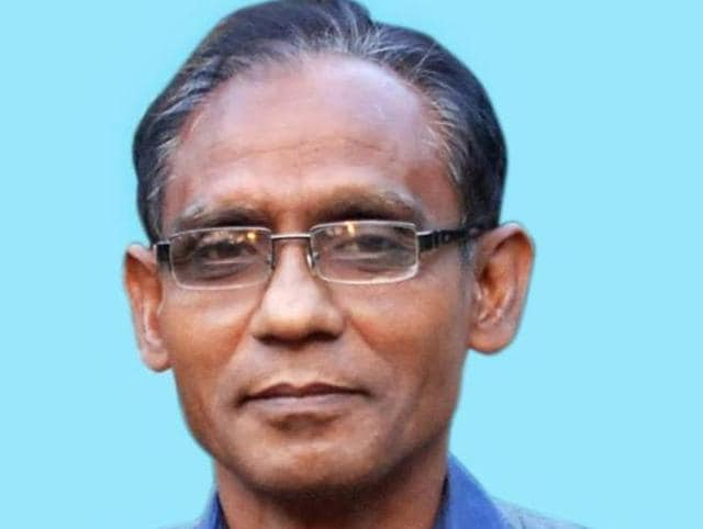 Rajshahi University professor AFM Rezaul Karim Siddiquee was hacked to death by unidentified attackers near his home in northwest Bangladesh on Saturday(Photo courtesy: Facebook)