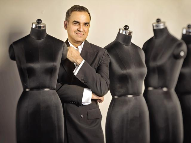 He may have dressed some of the most influential women in America, but, at heart, Bibhu Mohapatra is still a SMALL