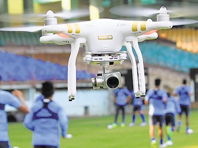 DGCA,drones,Mumbai