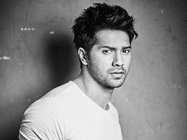 Varun Dhawan says his Bollywood  journey is too short to look back on.