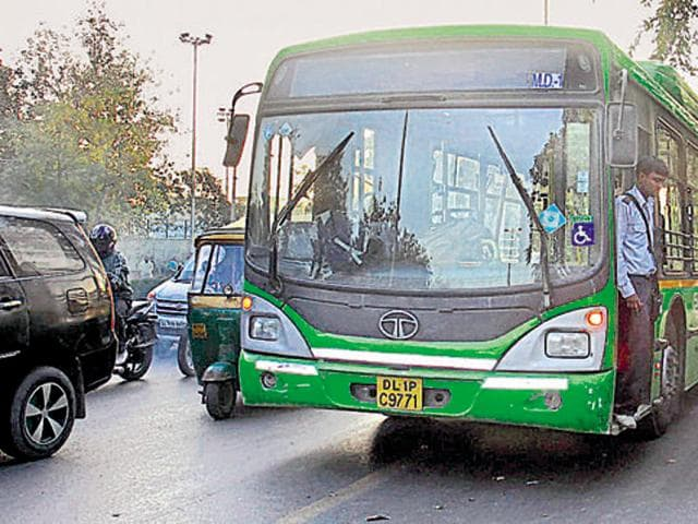 App-based bus services