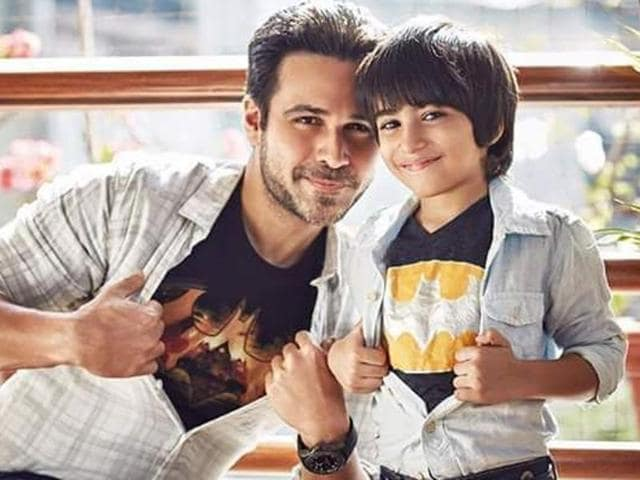 Emraan Hashmi plans to donate the royalty from the sale of the book  towards the treatment of cancer patients.