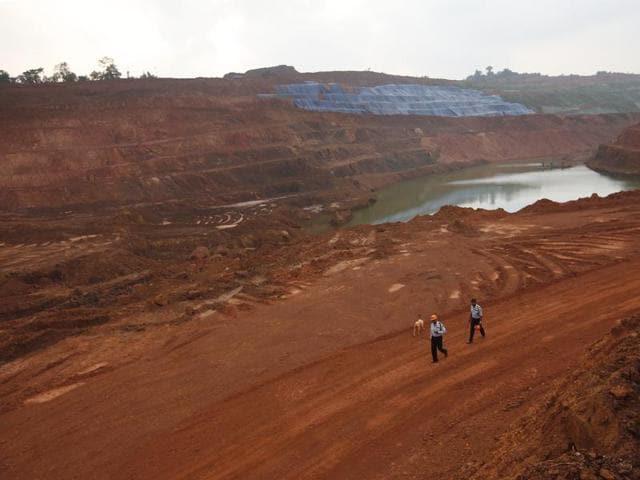 Goa,illegal mining,Hartman De Souza