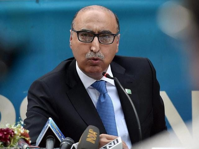 Pakistan's high commissioner to India Abdul Basit said that despite the Pathankot terror act, the two countries have not abandoned the dialogue process.