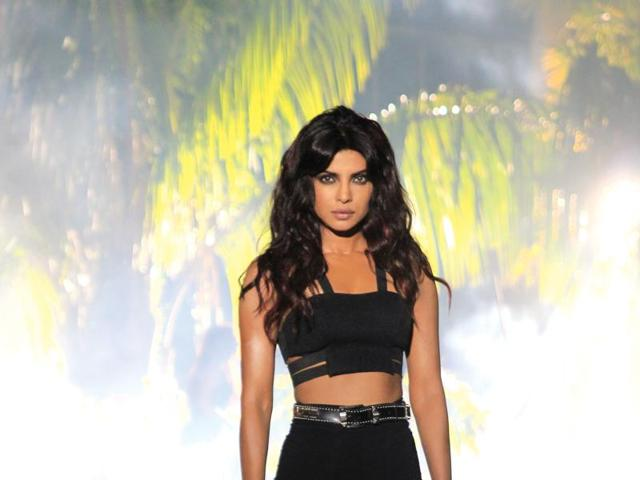 Actor Priyanka Chopra will spend half a year in Bollywood and the other half in the West.