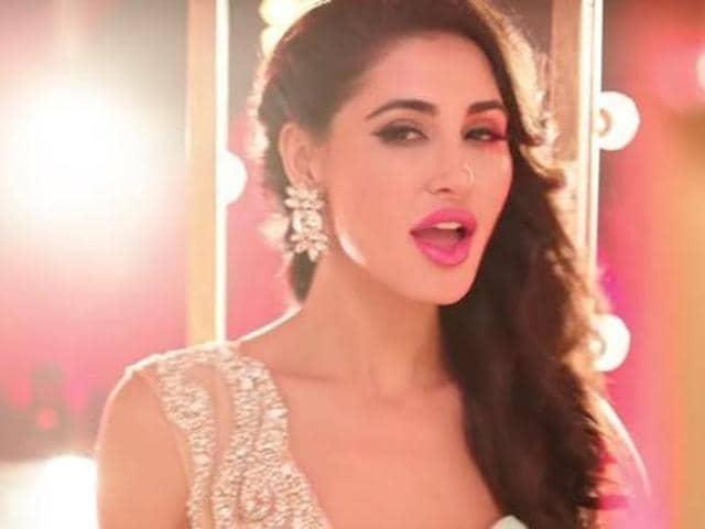 Nargis in a still from Azhar. (YouTube)