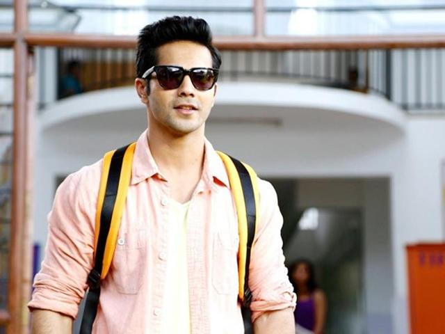 Varun Dhawan debuted in Bollywood with Students Of The Year. (YouTube)