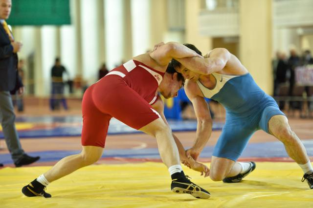 Sandeep overpowered Andriy Yatsenko of  Ukraine 11-0 in the play-off bout to finish on the podium.