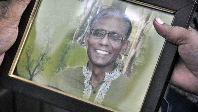 Siddique was the fourth professor from Rajshahi University to be killed by suspected Islamists in recent years.