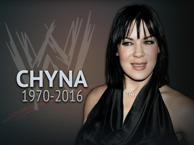 Chyna was found dead in her Los Angeles-area home on Wednesday.