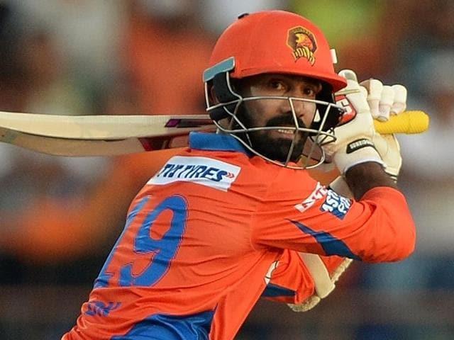 Royal Challengers Bangalore captain Virat Kohli plays a shot during the 2016 Indian Premier League (IPL).