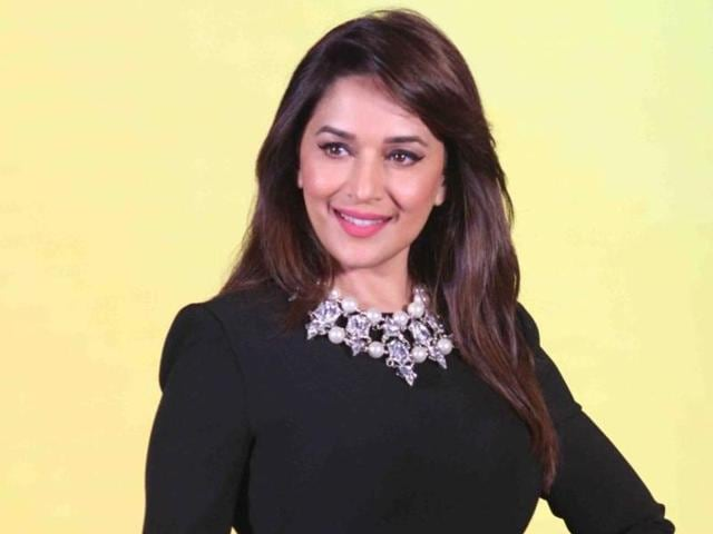 """Being married has nothing to do with your career,"" says Madhuri Dixit Nene."