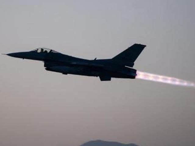 Norwegian F-16,F-16 machine-gun,Norway's west coast