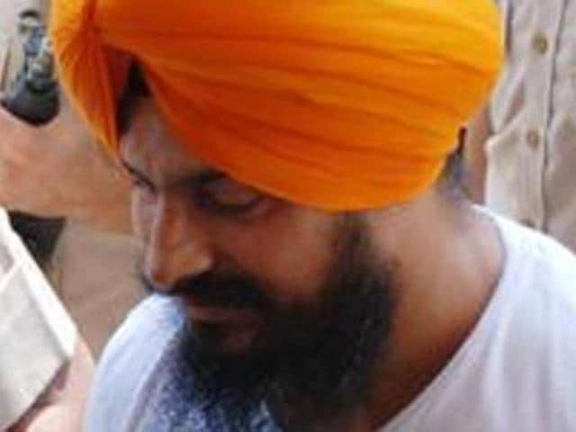 Jagtar Singh Hawara, a convict in the assassination of former Punjab chief minister Beant Singh