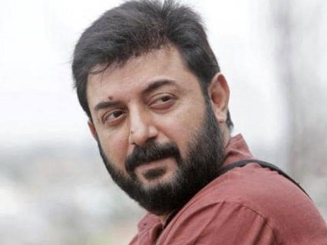 Arvind Swamy has returned to films. He will be seen in Hindi film, Dear Dad.