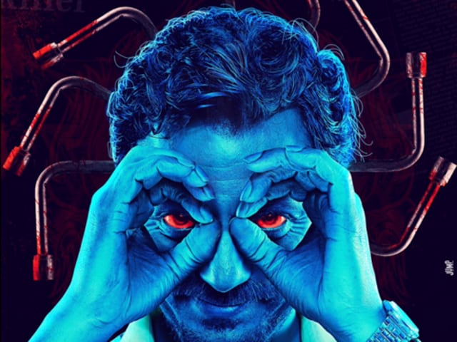 Nawazuddin Siddiqui as a serial killer in Anurag Kashyap's Raman Raghav 2.0.