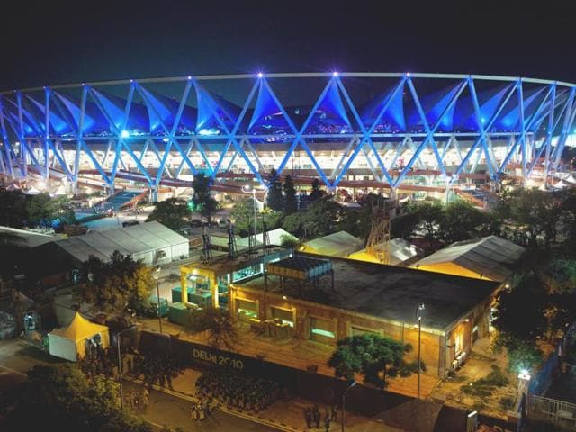The stadium, which was built for the 1982 Asian Games and was the main venue for the 2010 Commonwealth Games, is managed by the Sports Authority of India.