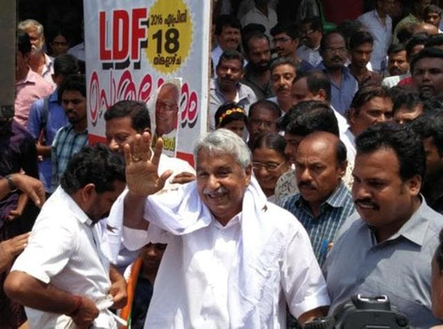Follow the Leader,Oommen Chandy,Kerala elections