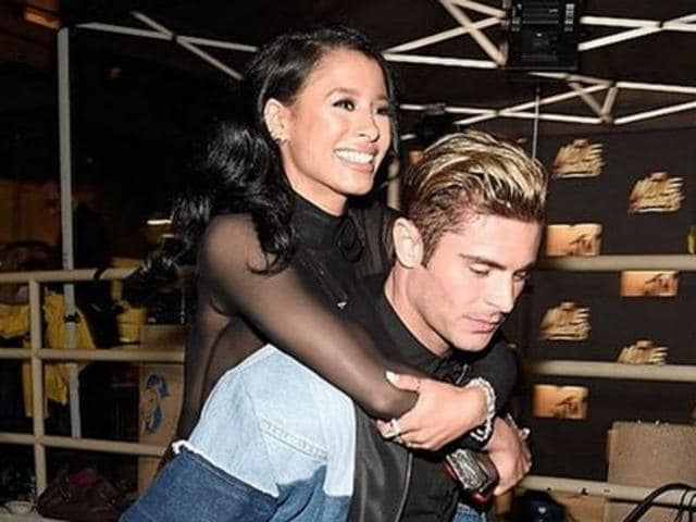 Efron's move to unfollow Miro on social media comes amid rumours that she cheated on him while attending the Coachella music festival last weekend.