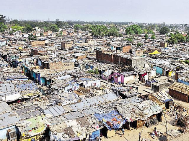Chandigarh,Slums,Slum-free