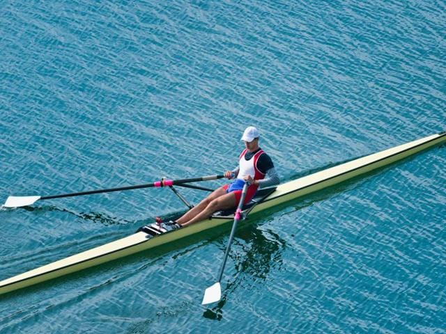 Dattu Baban Bhokanal qualified for the Rio Olympics after winning silver in the FISA Asian and Oceania Olympic Qualification Regatta at Chung-ju in South Korea.