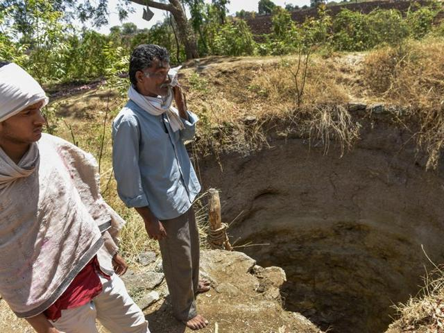 It is a deadly walk to the well in drought-hit Beed