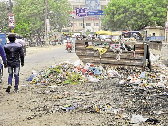 The admin has received `48 lakh from the Centre to set up the primary garbage collection centres, as part of the Clean India Campaign, officials said.