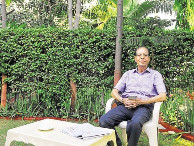 Former IAS officer MK Midha owns a house in Gurgaon Sector 15-II.