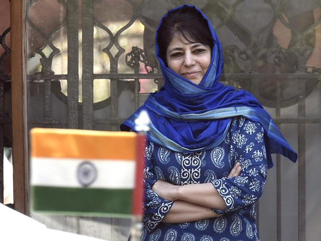 Jammu and Kashmir chief minister Mehbooba Mufti has sought the backing of the entire nation in helping tide over the difficult challenges confronting the state.