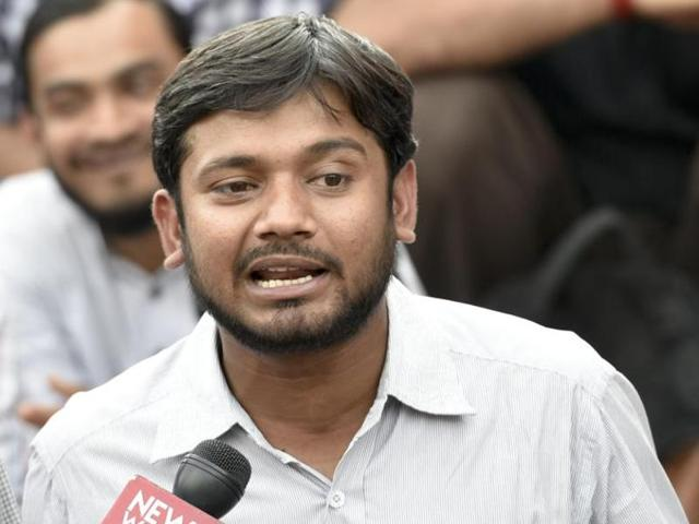 JNUSU president Kanhaiya Kumar's non-cognisable complaint states that he and his friends were on a Jet Airways flight to Pune around 10.10 am when a fellow-passenger allegedly pushed one of them while trying to reach the window seat.