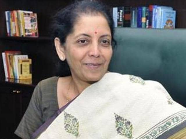 Nirmala Sitharaman,Chinese goods,Indian SMEs