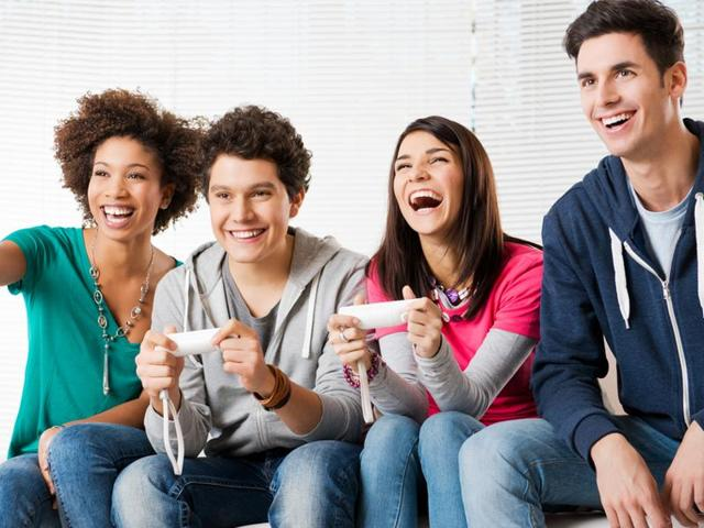 Video Game,Excessive Video Gaming Bad For Health,Video Game Addiction