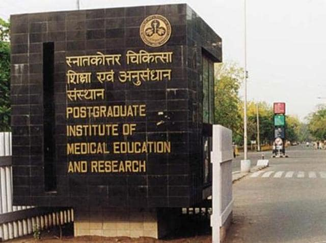 Post Graduate Institute of Medical Education and Research,PGIMER,Chandigarh hospitals