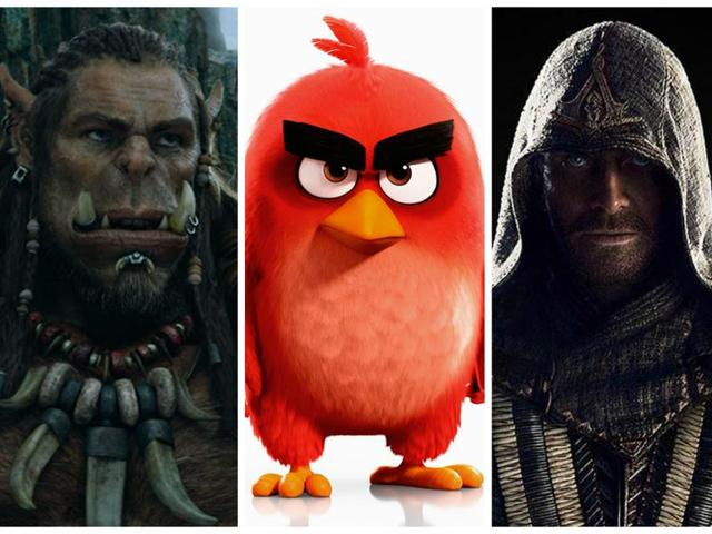 Videogame Movies,Warcraft,Assassin's Creed