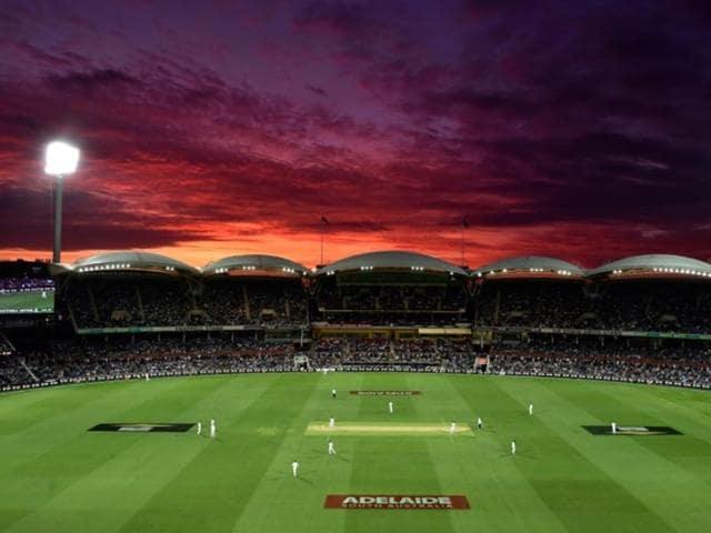 New Zealand,India,Day Night Test