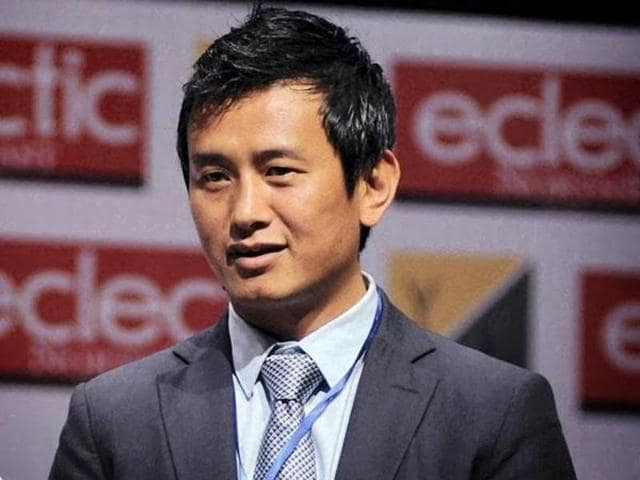 Former India captain Bhaichung Bhutia.