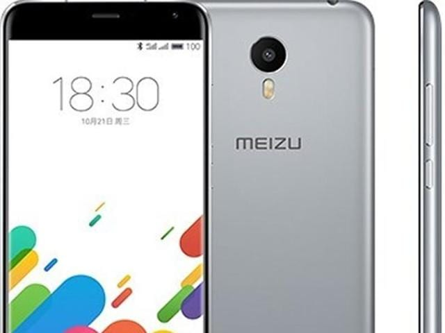 The new m3 smartphone comes with a 5-inch display and a 13-megapixel camera
