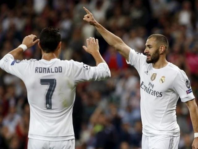 Zinedine Zidane said that he expects both Cristiano Ronaldo and Karim Benzema to face Manchester City.