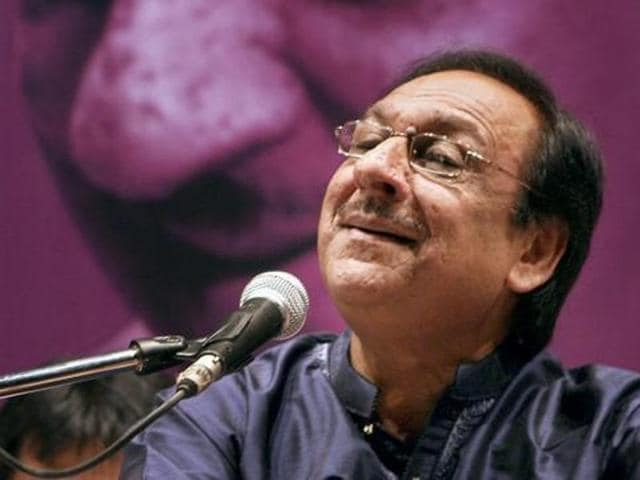 Ghulam Ali will be performing in Varanasi during a six-day music festival at the famous Sankat Mochan temple.