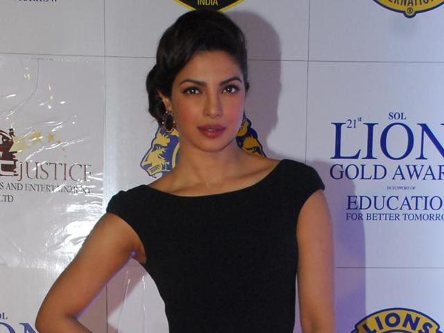Priyanka Chopra won't be seen in a swimsuit in Baywatch.